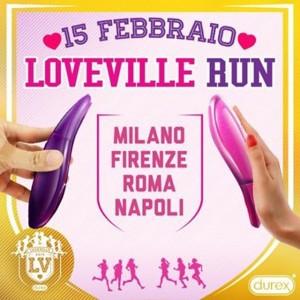 Durex Loveville Run