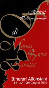 Festival Internazionale di Musica Barocca 2001