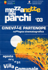 Cineville Partenope 2003