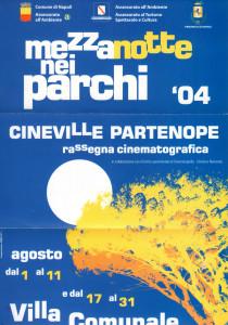 Cineville Partenope 2004