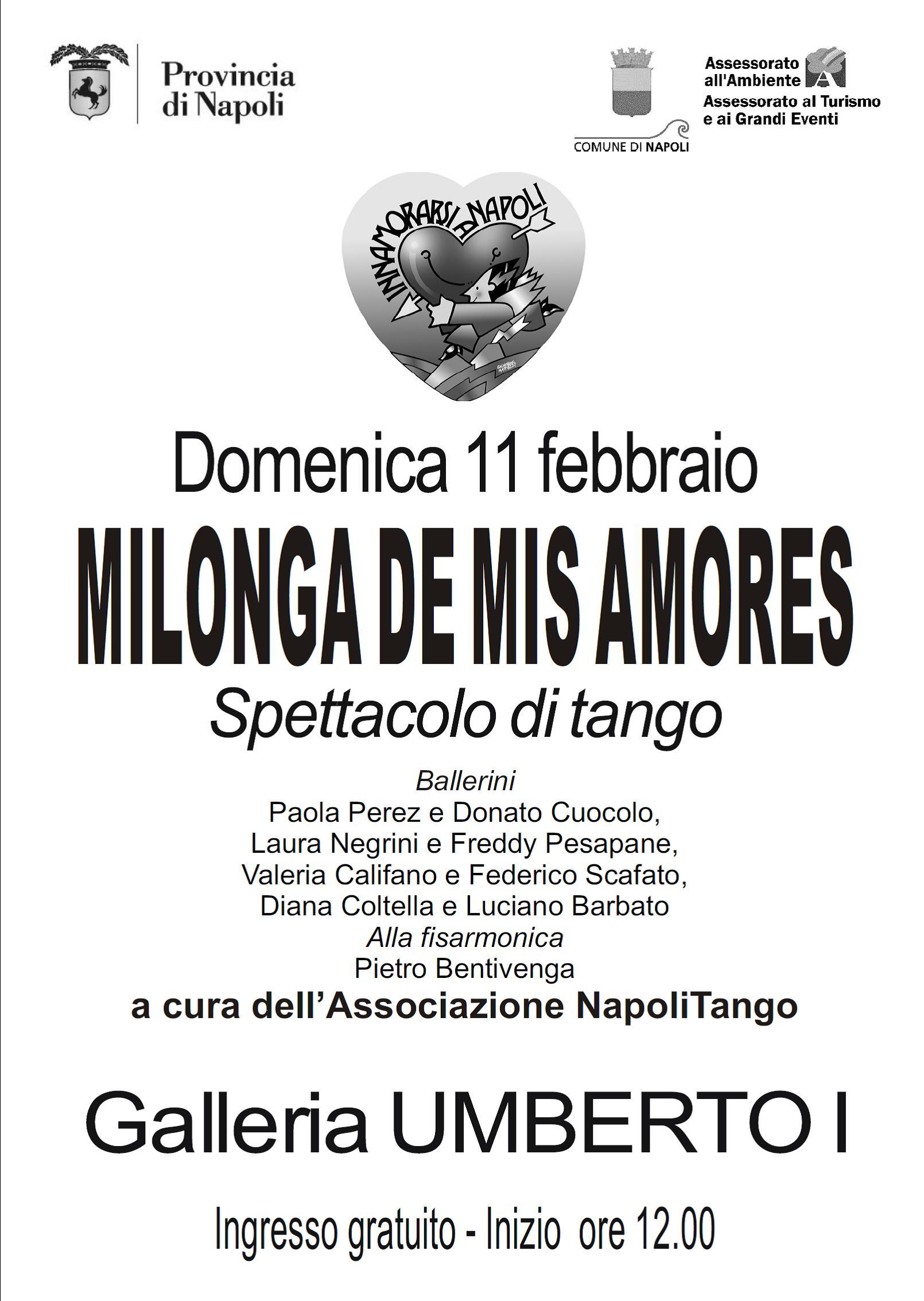 Innamorarsi a Napoli 2007