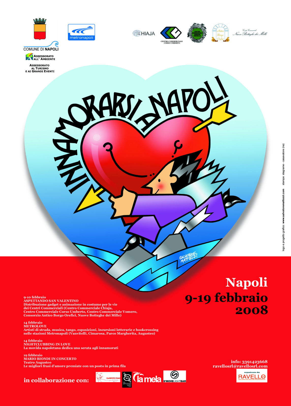Innamorarsi a Napoli 2008