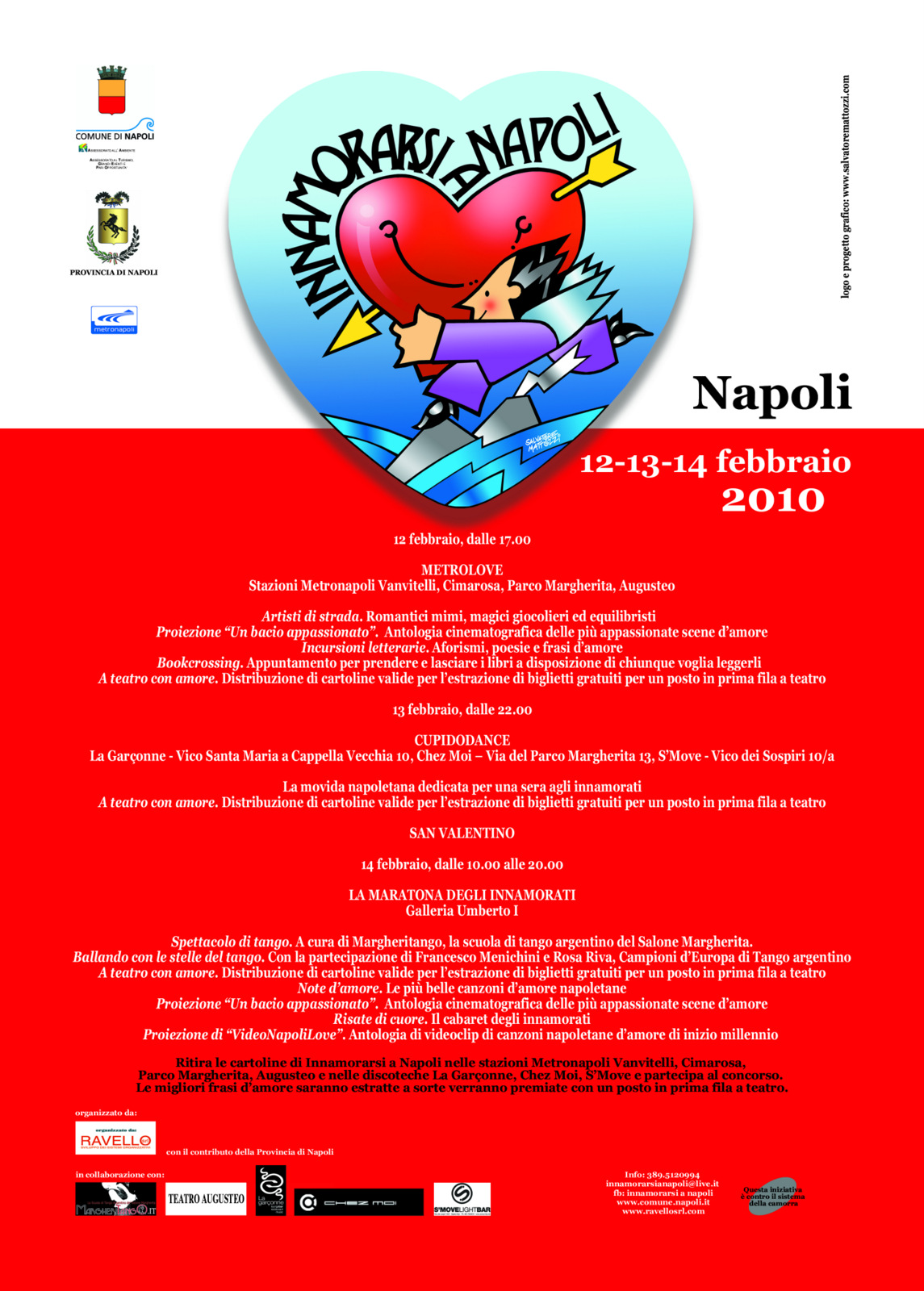 Innamorarsi a Napoli 2010