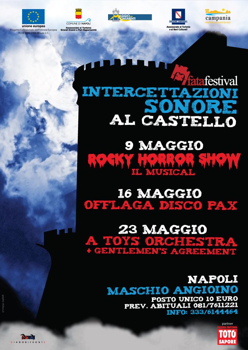 Fata Festival 2008 - Intercettazioni sonore