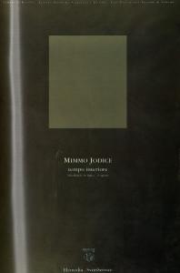 Mostra Mimmo Jodice, 1994