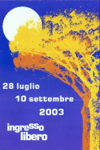 Mezzanotte nei Parchi 2003