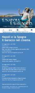 Napoli e la Spagna - Il barocco nel cinema