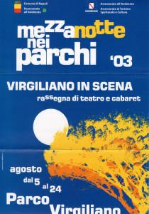 Virgiliano in scena 2003