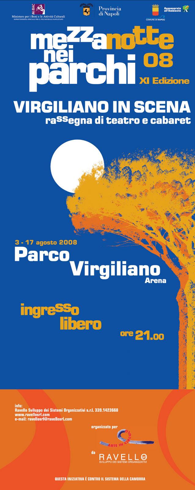 Virgiliano in scena 2008