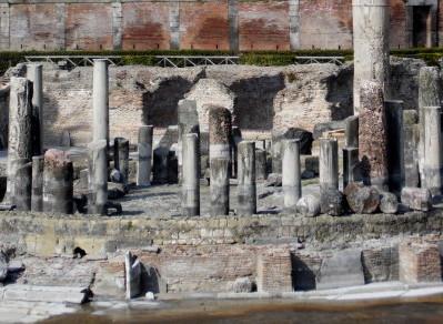 Una giornata al mercato romano