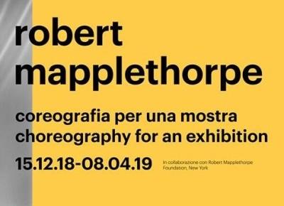 Robert Mapplethorpe – Coreografia per una mostra
