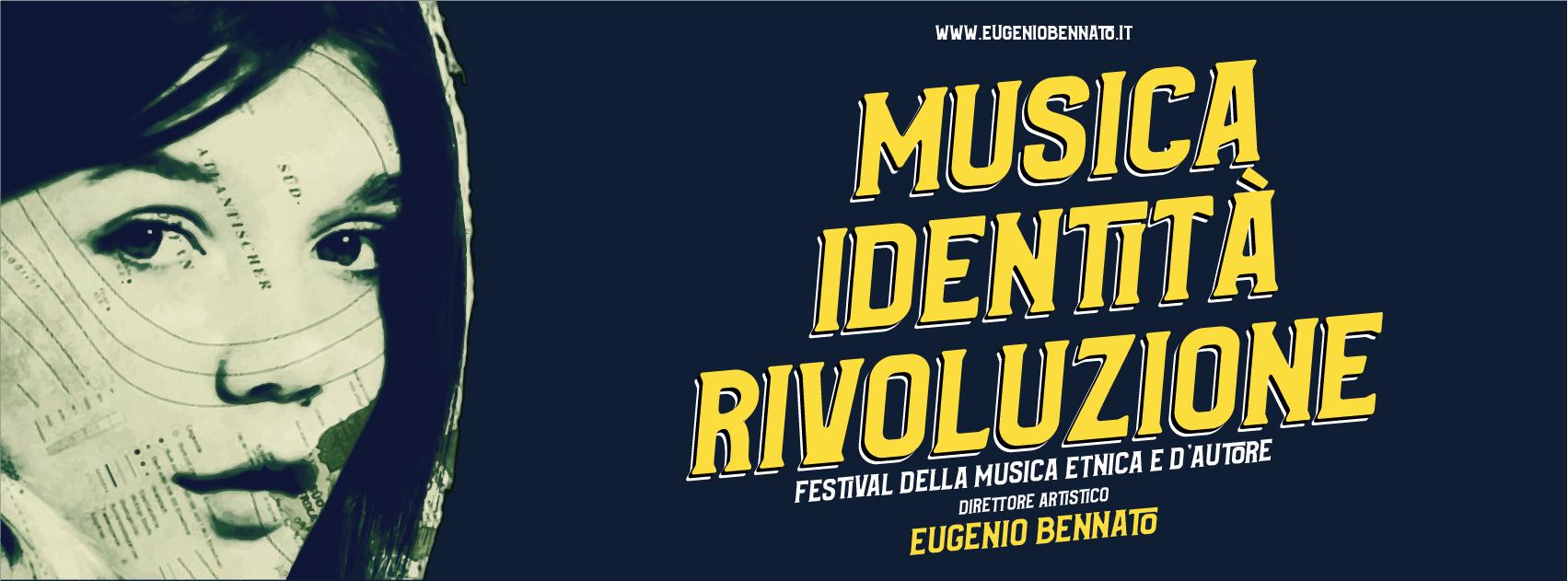 musica identità rivoluzione locandina